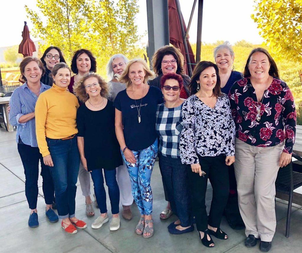 Les Dames Sacramento Board
